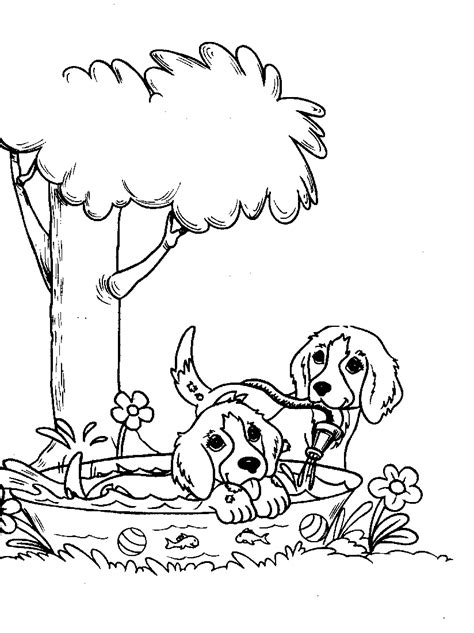 Dog Coloring Pages Hard | hard puppy coloring pages az coloring pages
