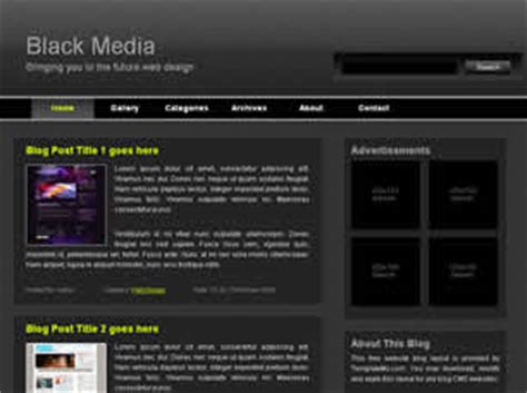 free css website templates page 95 of 214 free css