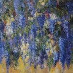 blauwe regen 150 cm bloemen maike van der kooij