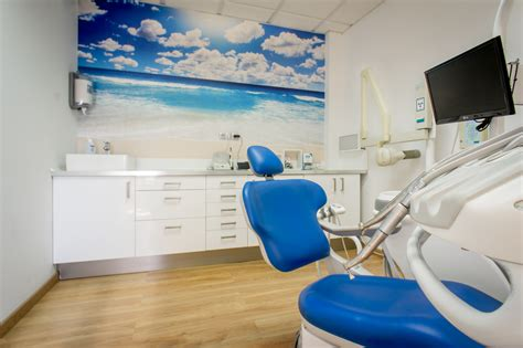 Dentist Chair by Riviera British Dental Clinic
