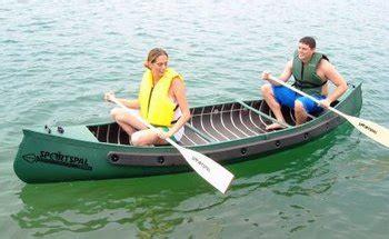pluut platbodem sportspal sportspal 14 canoe package by meyers