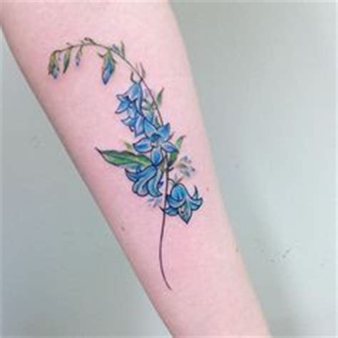 bluebell tattoo designs this delicate ring of scottish bluebells scottish