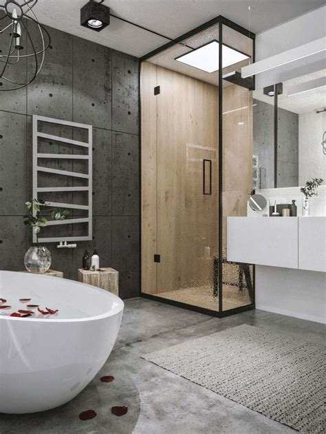 loft bathrooms images 25 best ideas about modern lofts on pinterest modern