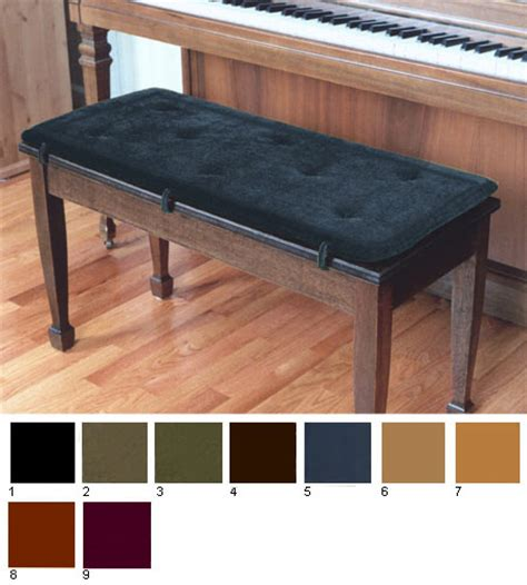 custom bench cushions how to make a piano bench cushion we bring ideas