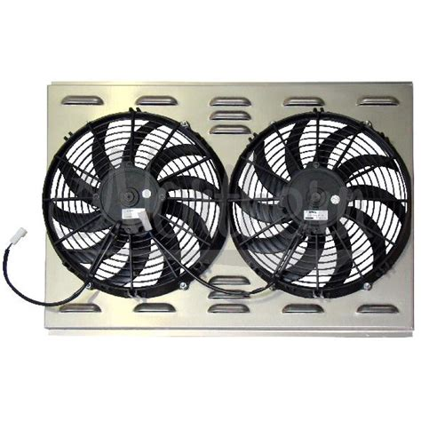 electric radiator fans and shrouds electric fans shroud kits northern z40006 dual 12
