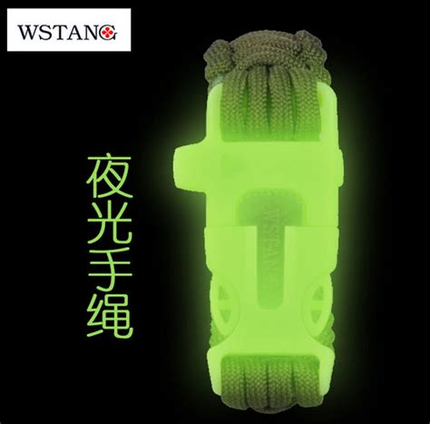 Pencipta Api Outdoor Survival Magnesium Flint With Whistle luminous survival bracelet with magnesium flint starter green jakartanotebook