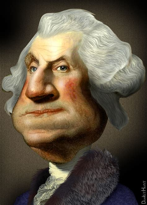 A Picture Of George Washington
