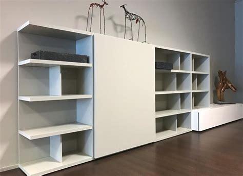 librerie sondrio soggiorno componibile pianca spazio spazio teca a