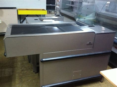 new counters 187 new counter with conveyor 1 photo 008 affordable shelving shelving and retail equipment