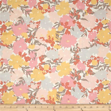 designer fabric art gallery gossamer petally sweet discount designer