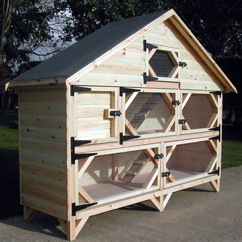 rabbit hutch pattern the 25 best double rabbit hutch ideas on pinterest