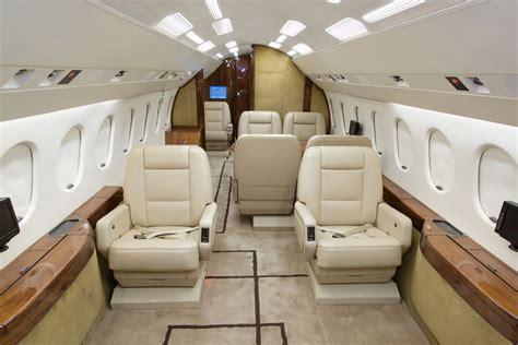 Falcon 900 Interior by Falcon 900ex Jet Charter Jets