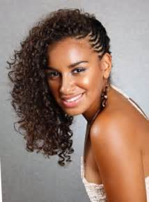 curly weave hairstyles 2013 curly weave hairstyles for black women hairstylefreecom