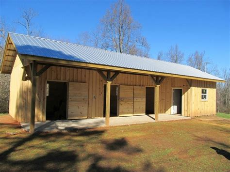 Real Sheds And Barns by Precision Barn Builders Llc Barn Construction