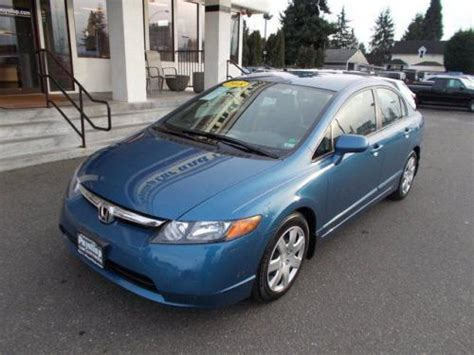 photo image gallery touchup paint honda civic in atomic blue metallic b537m
