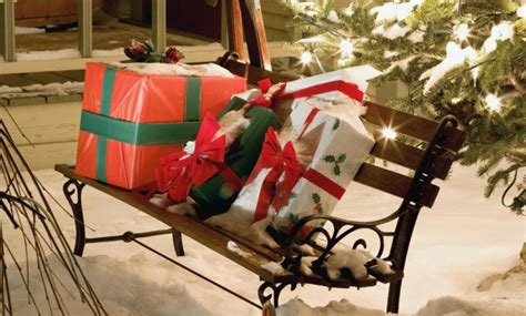 decorar un jardin en navidad ideas para decorar tu jard 237 n en navidad vix