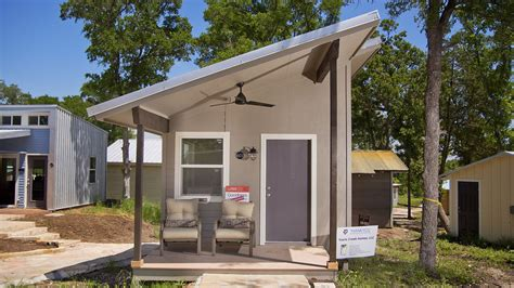 tiny house villages   homeless