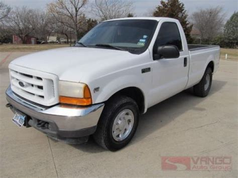 how it works cars 2001 ford f250 parking system purchase used 2001 f250 reg cab lwb 2wd 5 4l triton v8 tx owned tow package ready to work in