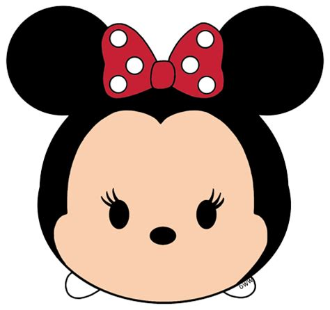 minnie mouse tsum tsum coloring page disney tsum tsum clip art disney clip art galore
