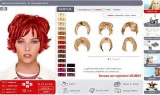 Galerry hairstyle online