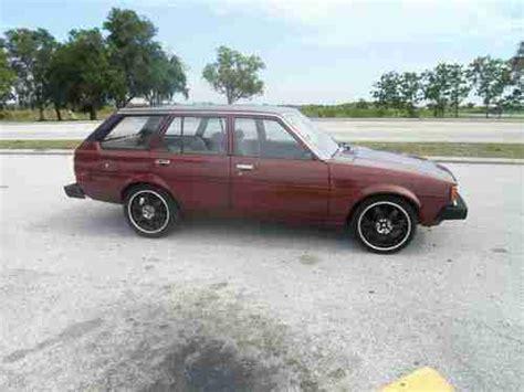 1980 Toyota Corolla Wagon Sell Used 1980 Toyota Corolla Dlx Wagon 5 Door 1 8l In