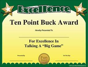 funny joke printable certificates and awards quotes