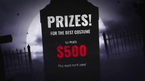 template after effects halloween tombstone logo reveal halloween after effects template