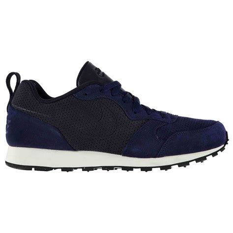 Nike Md Runner Favorite nike md runner 2 leather trainers mens blue navy sports