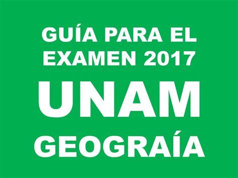 preguntas de geografia examen gu 237 a b 225 sica de geograf 205 a para el examen de ingreso a unam
