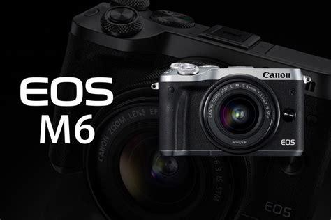 Kamera Canon Eos M6 canon eos m6 test