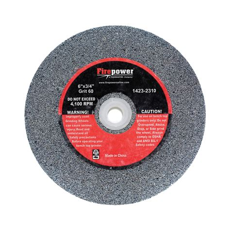 bench grinder wheel types bench grinding wheel 6 x 3 4 60g