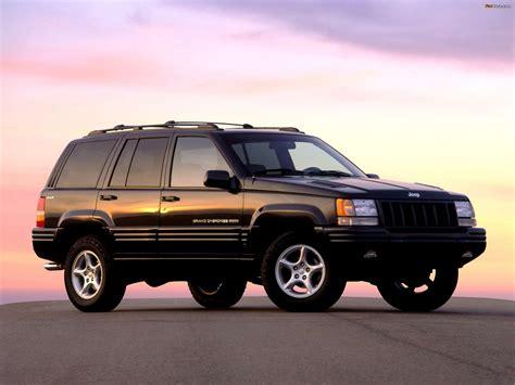 Zj Interior Jeep Grand Cherokee 5 9 Limited Zj 1998 Wallpapers