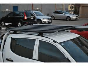 Lightweight Awnings Roof Rack City Mitsubishi Triton Dual Cab Ml Mn 07 06 To