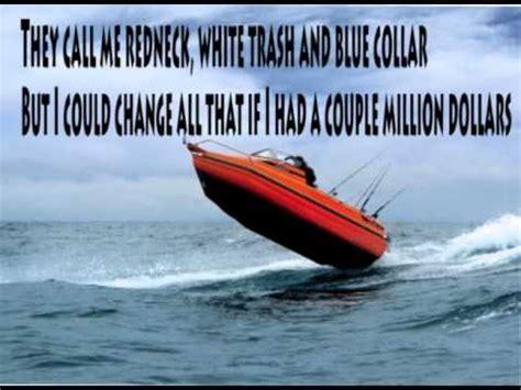 buy a boat buy me a boat lyrics chris janson youtube