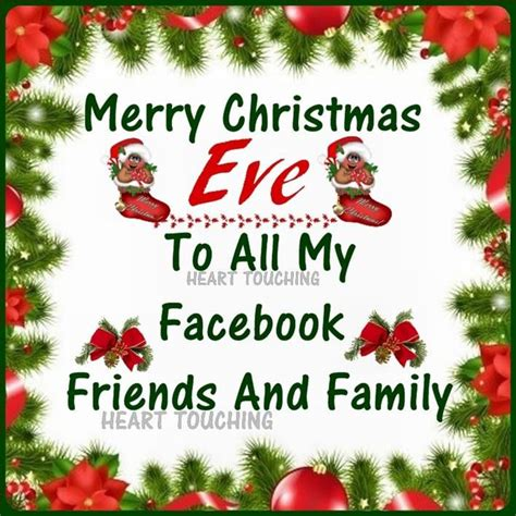 facebook family  friend merry christmas eve quotes pictures   images  facebook