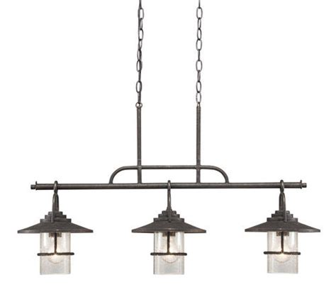 kitchen light fixtures menards patriot lighting 174 home miner 36 quot bronze 3 light island pendant light at menards 174
