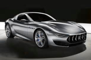 Maserati Alfieri Maserati Alfieri Exclusive Studio Pictures And Harald