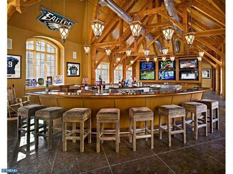 the bar room deal nj jon runyan s ginormous 5 8m estate with sports bar philadelphia magazine