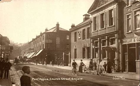 Enfield Post Office by 98 Best Enfield In Prints Paintings And Photographs