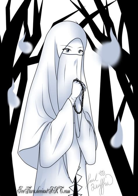 anime bercadar 1000 images about islam animation dp s on