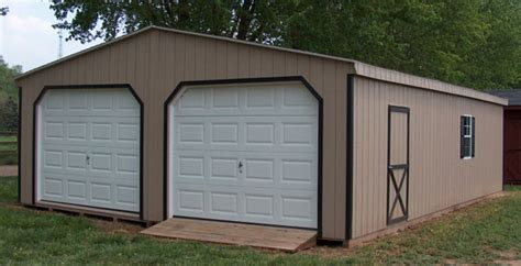 pre built garages delivered to your home