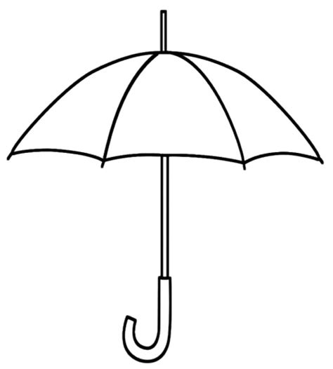 coloring pages for umbrella printable umbrella coloring page kids coloring pages