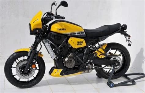 Motorrad Hinterradabdeckung Lackieren by Hinterradabdeckung 3 Farbig Lackiert Yamaha Xsr700 60th