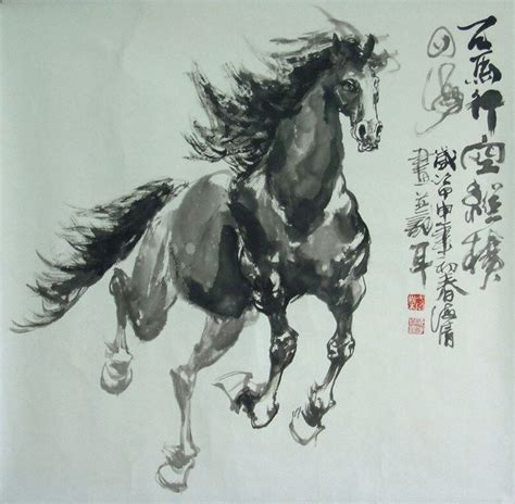 oriental horse tattoo chinese ink horse paintings chinese ink horse paintings