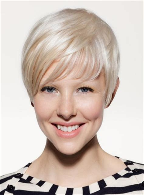 cute short haircuts with color for women in their fifties cute short haircuts