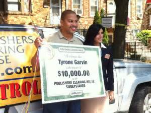 Who Funds Publishers Clearing House - big check helps one man save for his daughter s college fund pch blog