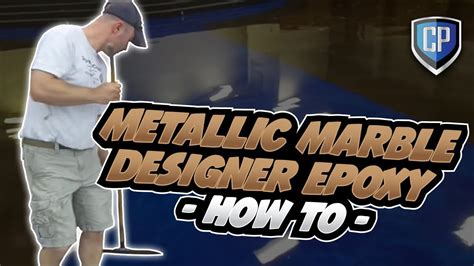 metallic marble designer epoxy   youtube
