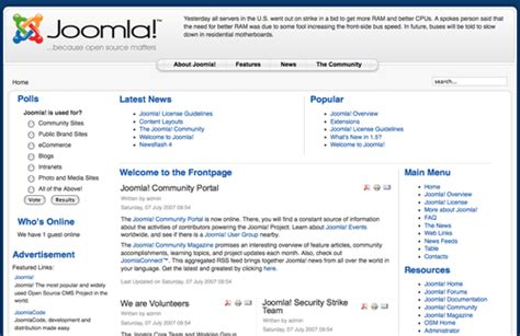 learning to edit a joomla template