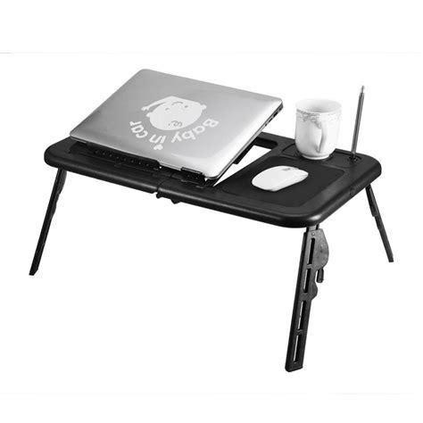 scrivania per pc portatile supporto per pc portatile da letto