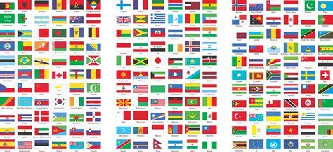 imagenes de banderas de paises banderas del mundo infografia infographic tics y formaci 243 n